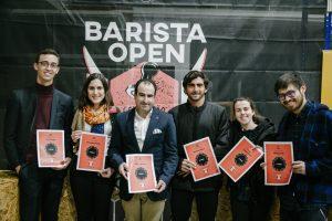 Barista Open 2020